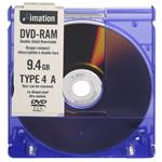 DVD-RAM IMATION 9,4 GB TYPE 4 5